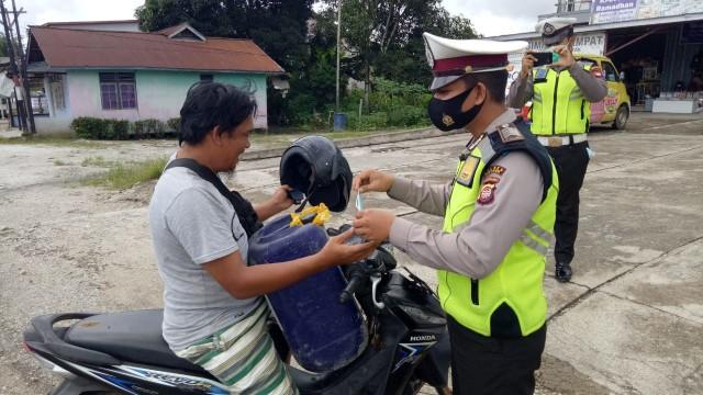 Perhatikan 7 Hal Ini agar Tak Ditilang Polisi pada Operasi Zebra di Sintang (305685)