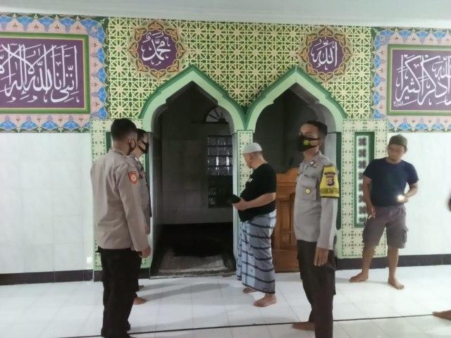 Sajadah Masjid di Kabupaten Serang Dibakar, Pelaku Tak Ditahan karena ODGJ (44685)