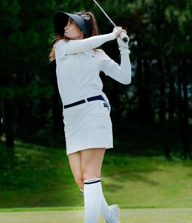 7 Potret Sporty Selebritis Saat Main Golf (81858)