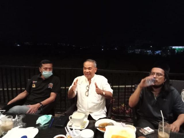 Aqua Dwipayana kepada Pimpinan Media di Malang: Silaturahim itu Luar Biasa (81730)