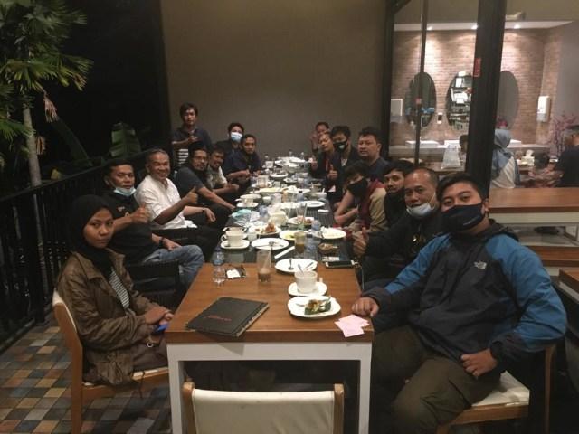 Aqua Dwipayana kepada Pimpinan Media di Malang: Silaturahim itu Luar Biasa (81731)