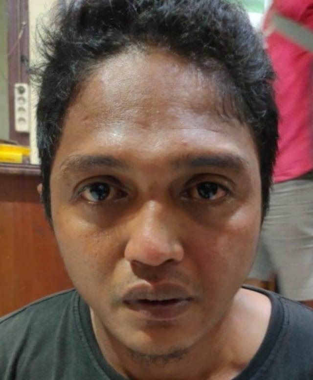 Pelaku Pembunuhan Pekerja Cafe di Berau, Kalimantan Timur, Ditangkap di Kalteng (8369)