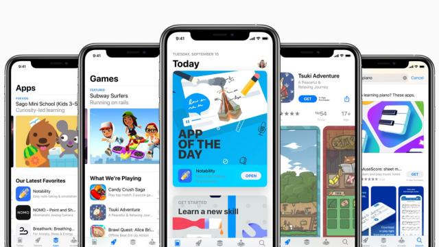 Daftar Aplikasi dan Game Terbaik  Apple App Store 2020, Siapa Juaranya? (271117)