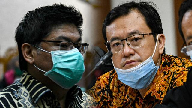 Seluruh Terdakwa Kasus Korupsi Jiwasraya Divonis Penjara Seumur Hidup (2)