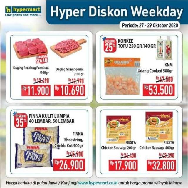 Katalog Promo Hypermart Periode 27-29 Oktober 2020 (528480)