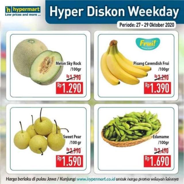 Katalog Promo Hypermart Periode 27-29 Oktober 2020 (528481)