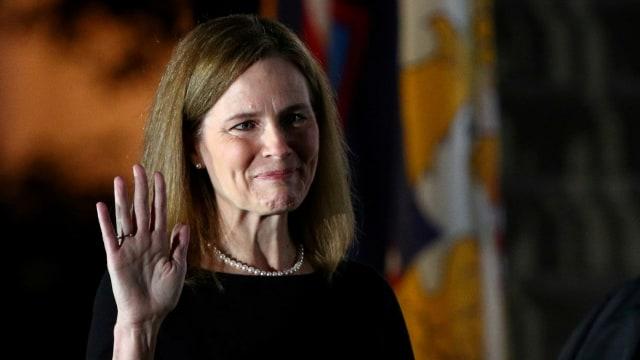 Sosok Penolak Aborsi dan LGBT Terpilih Jadi Hakim Agung Amerika Serikat (78566)