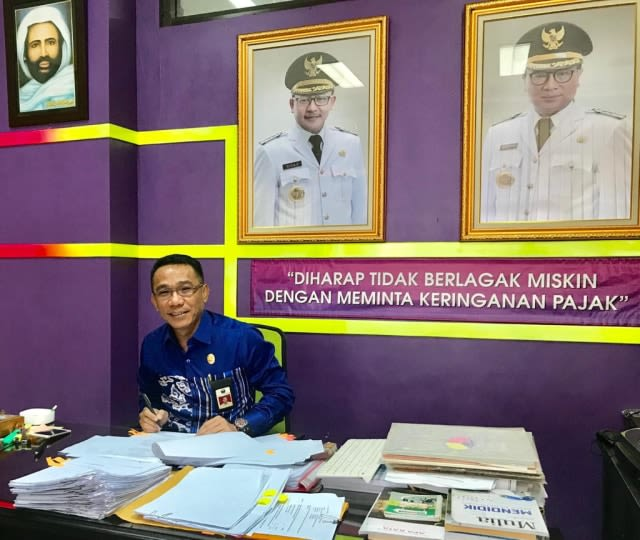 Hari ini, Terakhir Program  Pemutihan Pajak Daerah Oleh Bapenda Kota Malang (1)
