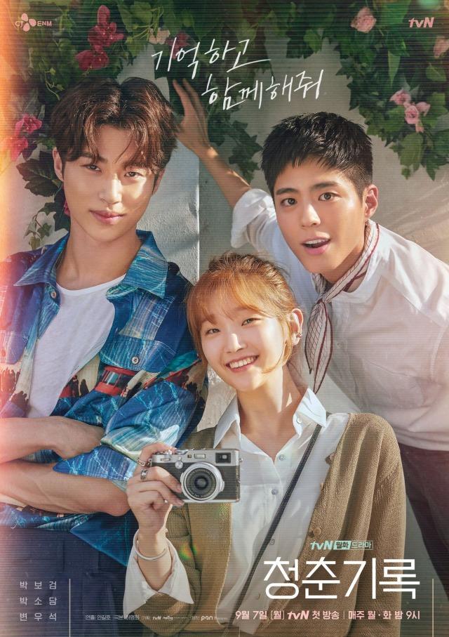 Nonton Drama Korea Record of Youth, Drama Park Bo Gum yang Hampir Tamat (52852)