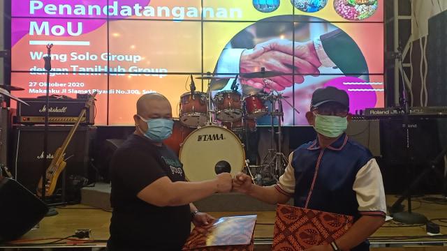 Wong Solo Group Kembangkan Inovasi Kuliner (106180)