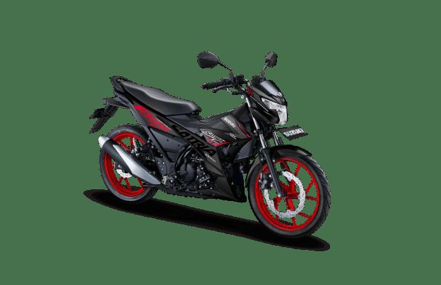 Suzuki Satria F150 Bersolek, Harga Tak Naik (135831)