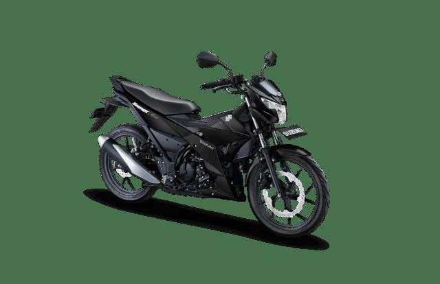 Suzuki Satria F150 Bersolek, Harga Tak Naik (135828)