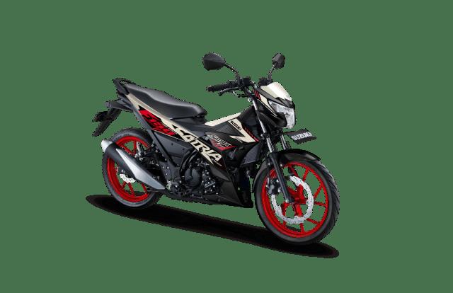 Suzuki Satria F150 Bersolek, Harga Tak Naik (135830)