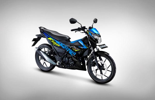 Suzuki Satria F150 Bersolek, Harga Tak Naik (135827)