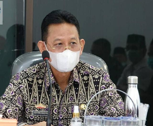 Pjs Bupati Lampung Tengah Positif Corona, Tidak Ada Riwayat dari Luar Lampung (307016)