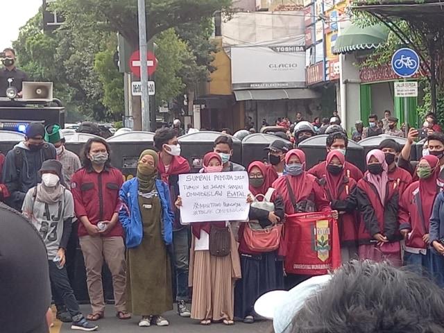 Dua Aksi Turun ke Jalan di Hari Sumpah Pemuda (390151)
