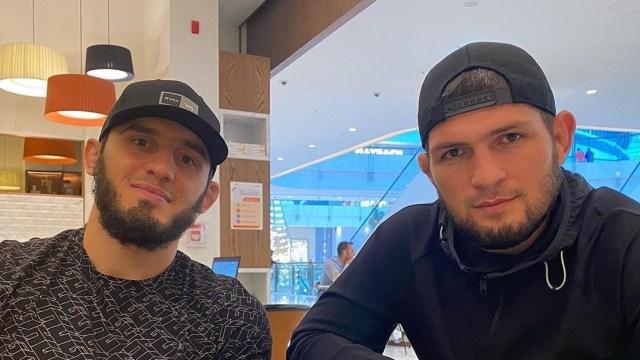 Islam Makhachev Tebar Ancaman di Kelas Ringan UFC Usai Naik Peringkat (492717)