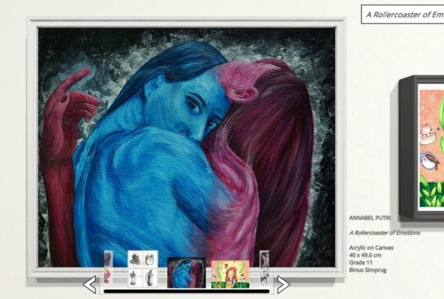 Saleh Husin: Annabel Hasilkan Lukisan yang Punya Nilai Seni Tinggi (46100)