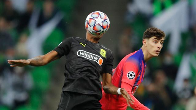4 Fakta Menarik Jelang Chelsea vs Krasnodar di Liga Champions (822)