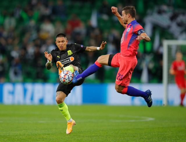4 Fakta Menarik Jelang Chelsea vs Krasnodar di Liga Champions (821)