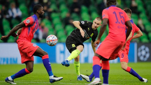 4 Fakta Menarik Jelang Chelsea vs Krasnodar di Liga Champions (818)