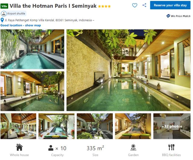 Hotman Paris Banyak Punya Villa Mewah, Yuk Intip! (213805)