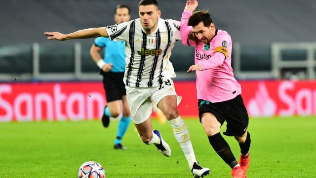 Barcelona vs Juventus: Prediksi Line Up, Head to Head, & Jadwal Tayang (36366)