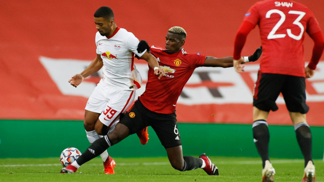 Aksi Ciamik 5 Pemain MU Pecundangi RB Leipzig di Liga Champions (1)