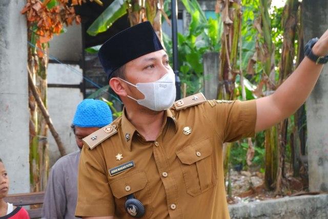 Tempat Kumuh di Gunung Sari, Bandar Lampung Diubah Jadi Taman Bermain Anak (93481)