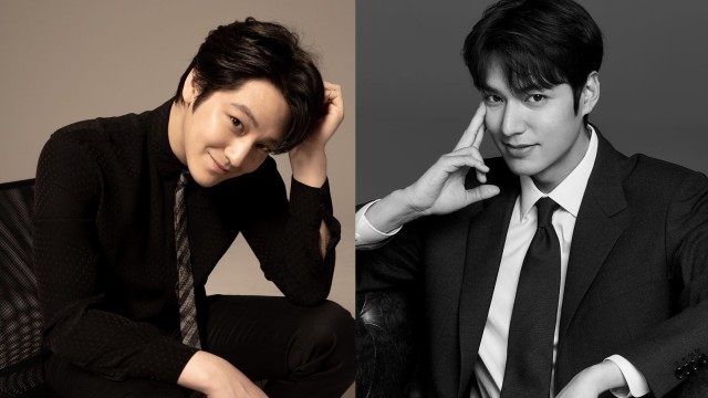 Kim Bum Dapat Hadiah Manis dari Lee Min Ho di Lokasi Syuting Drama Korea Terbaru (316255)
