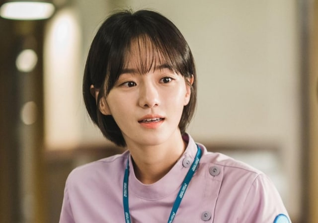 Tampil Beda Dengan Rambut Pendek Ala Aktris Korea (419030)