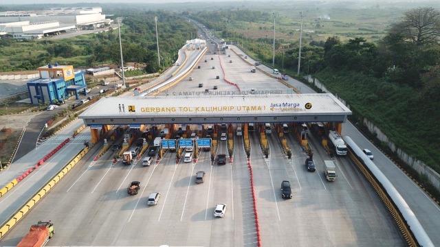 509.140 Kendaraan Tinggalkan Jakarta Selama Long Weekend