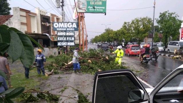 Desa Tangguh Bencana di DIY Siap Antisipasi Cuaca Buruk Bibit Siklon Tropis 94W (618843)