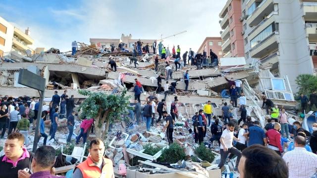 BMKG: Turki Gempa 7,1 Magnitudo dan Tsunami Lokal, Tak Berdampak ke Indonesia (3487)