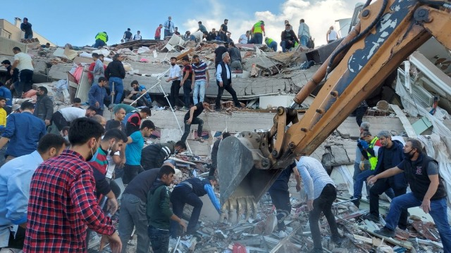 BMKG: Turki Gempa 7,1 Magnitudo dan Tsunami Lokal, Tak Berdampak ke Indonesia (3488)