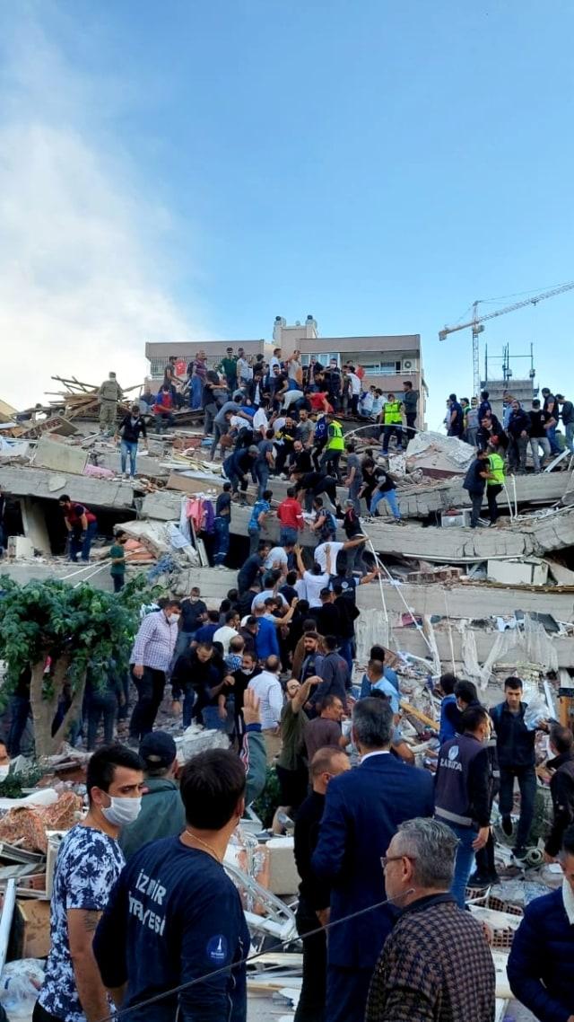 BMKG: Turki Gempa 7,1 Magnitudo dan Tsunami Lokal, Tak Berdampak ke Indonesia (3486)