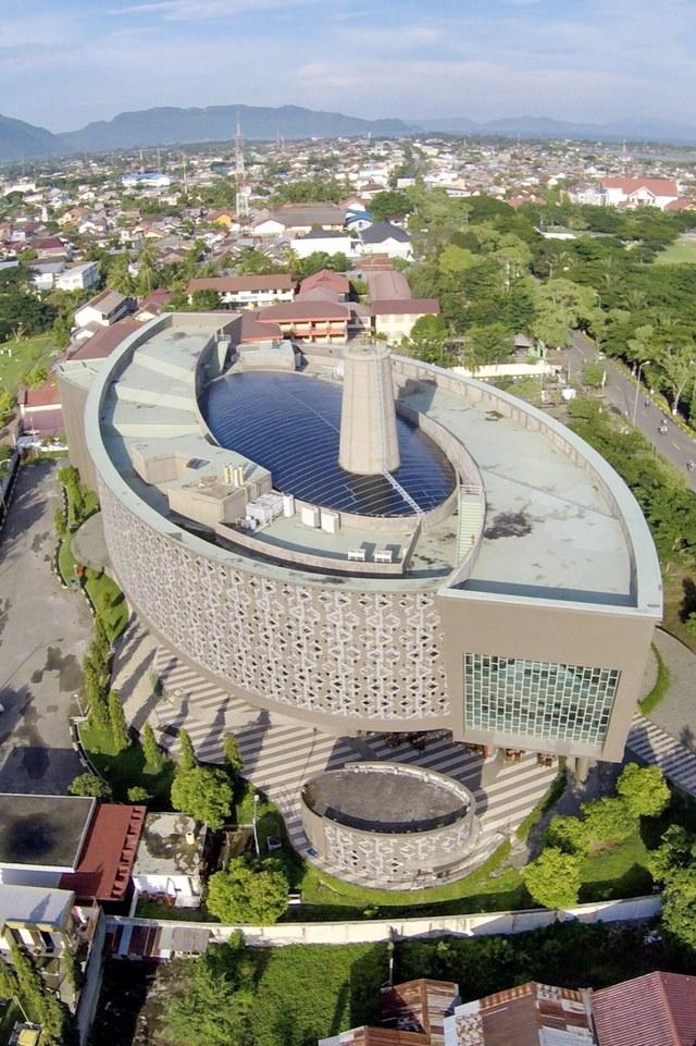 Pengunjung Wisata Di Banda Aceh Diajak Dukung Museum Tsunami Raih Api Award 2020 Kumparan Com