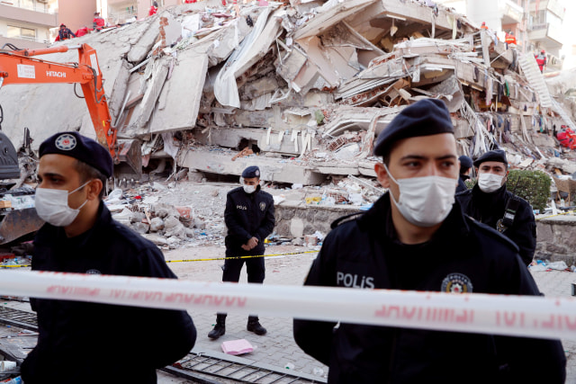 Muhammadiyah Dorong Indonesia Bantu Korban Gempa Turki dan Yunani (370793)