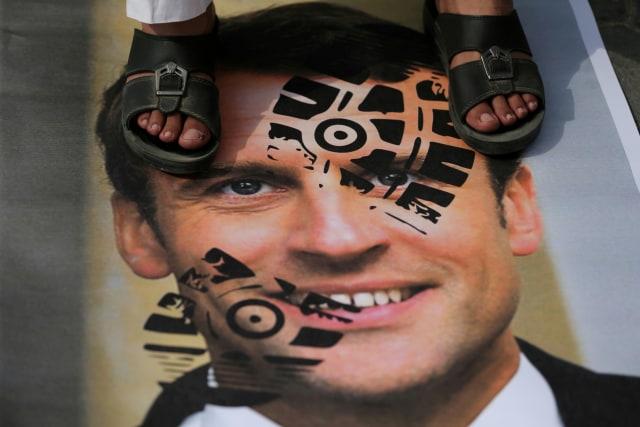 Al-Qaeda Ancam Macron, Bunuh Siapa Saja yang Hina Nabi (228384)