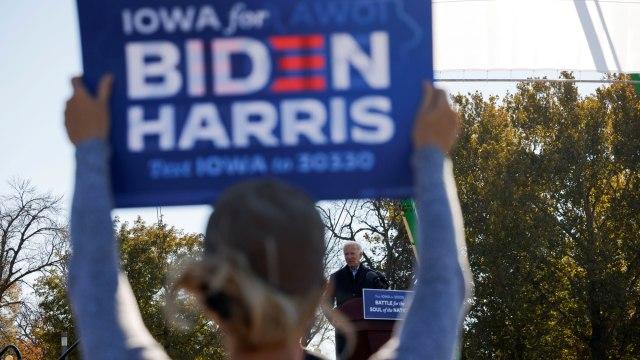 Joe Biden Yakin Raih 300 Lebih Suara Elektoral (140912)