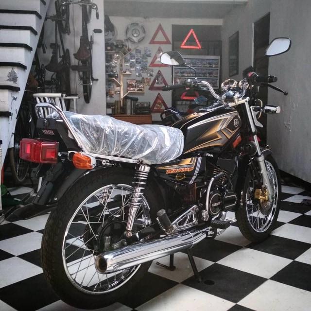Ada Yamaha RX-King Special Edition Full Orisinal Harga Rp 65 Juta, Minat? (94748)