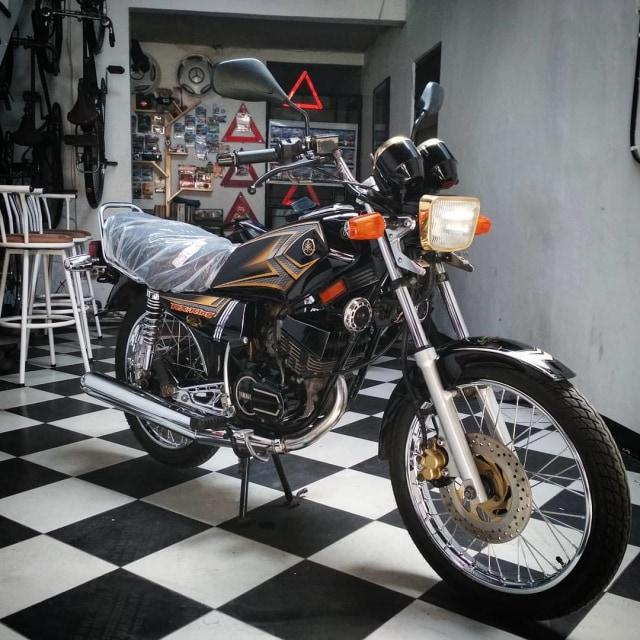 Ada Yamaha RX-King Special Edition Full Orisinal Harga Rp 65 Juta, Minat? (94747)