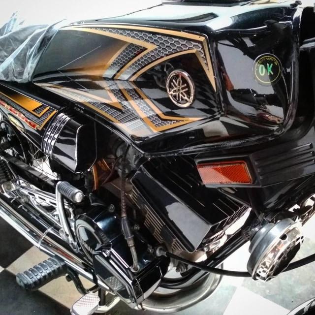 Ada Yamaha RX-King Special Edition Full Orisinal Harga Rp 65 Juta, Minat? (94751)