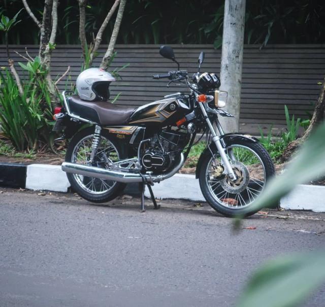 Ada Yamaha RX-King Special Edition Full Orisinal Harga Rp 65 Juta, Minat? (94749)