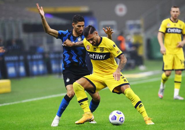 Live Streaming AS Roma vs Parma di Liga Italia (13281)