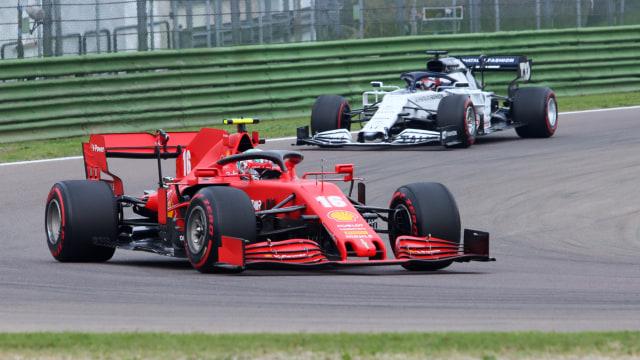 Mengenal Halo, Komponen Mobil F1 yang Selamatkan Romain Grosjean dari Maut (78845)
