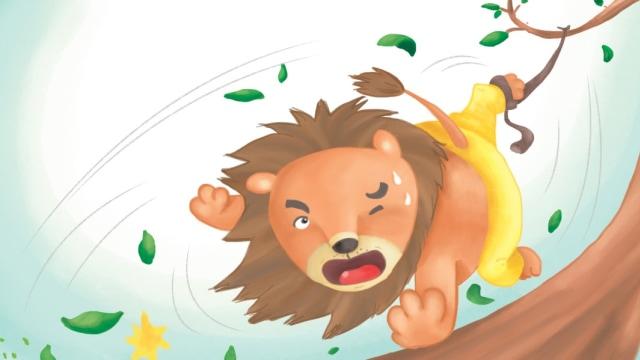 Dongeng Anak: Tikus dan Singa Saling Menolong (112881)