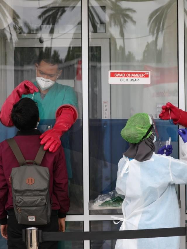 Foto: Komunitas Internasional Bantu Penanganan Pandemi COVID-19 (317159)