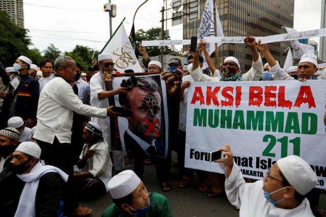 Tarik Ulur SKT FPI: Kemenag Beri Rekomendasi, Terganjal AD/ART Khilafah Islamiah (306932)