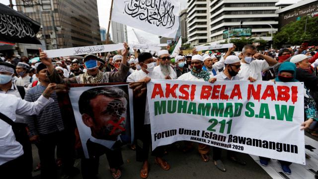 Tarik Ulur SKT FPI: Kemenag Beri Rekomendasi, Terganjal AD/ART Khilafah Islamiah (306938)